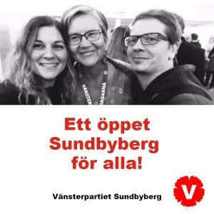 Ett öppet Sundbyberg för alla
