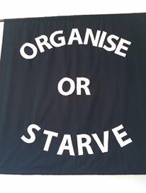 organise-or-starve